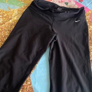 Nike work out flowy pants